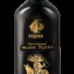 4 Copas Extra Añejo Bottle Image