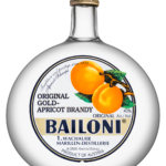 Bailoni Original Gold-Apricot Brandy Bottle Image