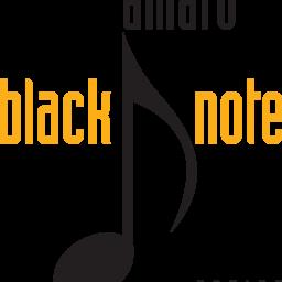 Tuvé Amaro Black Note Logo