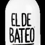 El de Bateo Mezcal Artesanal Espadín Bottle Image