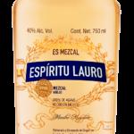 Espíritu Lauro Mezcal Añejo Bottle Image