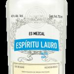 Espíritu Lauro Mezcal Joven Bottle Image