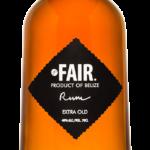 FAIR. Belize Rum XO Bottle Image