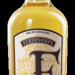 Ferdinand's Saar Quince Vodka Bottle Image