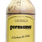 Germana Cachaça Palha Bottle Image