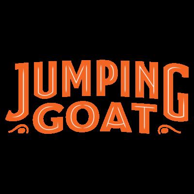 jumping-goat-wordmark-logo-squared