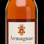 Nismes Delclou Armagnac 1971 Bottle Image