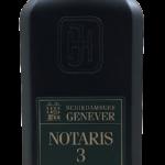 Notaris 3 Year Bottle Image
