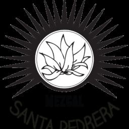 Santa Pedrera Mezcal Joven Logo